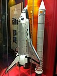 HKSM 香港太空館 Hong Kong Space Museum NASA United States 太空穿梭機 shuttle Jan-2013.JPG