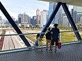 HK 中環 Central 民光街 Man Yiu Street 行人天橋 footbridge view April 2020 SS2 14.jpg