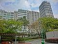 HK 觀塘 Kwun Tong 海濱道公園 Hoi Bun Road Park LCSD Dec-2013 view Wai Yip Street facade HECNY.JPG
