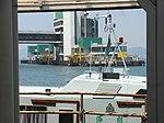 HK Sheung Wan Central Government Pier 32 Man Fai Street boat Immigration Oct-2012.JPG