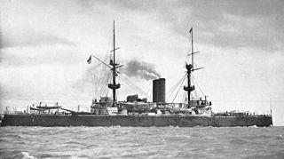 HMS <i>Royal Oak</i> (1892) Royal Sovereign-class battleship