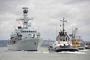 HMS Iron Duke Fitted with Artisan Radar MOD 45155677.jpg
