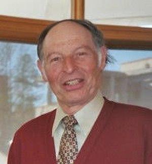 Horst Meyer (physicist) - Image: HM Physicist