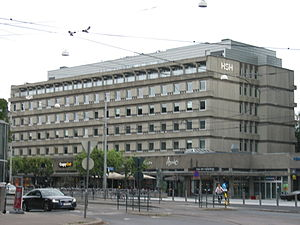 Enterprise Federation of Norway - Headquarters, 2009.