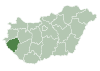 HU county Zala.svg