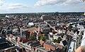 Haarlem - uitzicht vanaf de Bavotoren met o.a. het gebouw van Vroom & Dreesmann.jpg