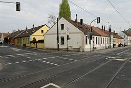 Heyestraße in Düsseldorf