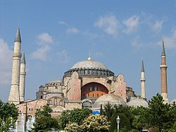 Hagia Sophia 09