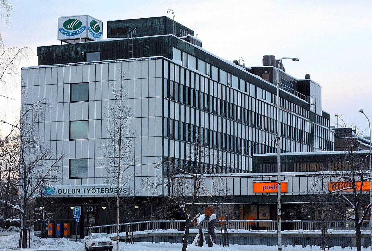 Kotipizza Hallituskatu Oulu