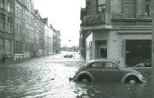 Northe Hamburg sea flood of 1962