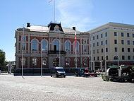 Hämeenlinna Market Square