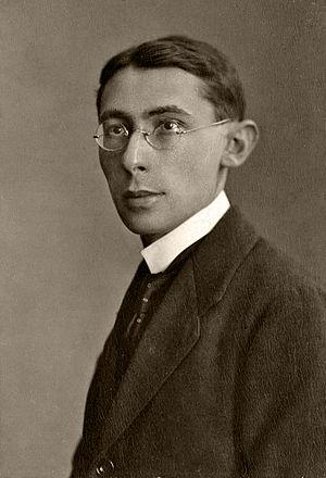 Hans Gál - Hans Gál, c. 1913–1916