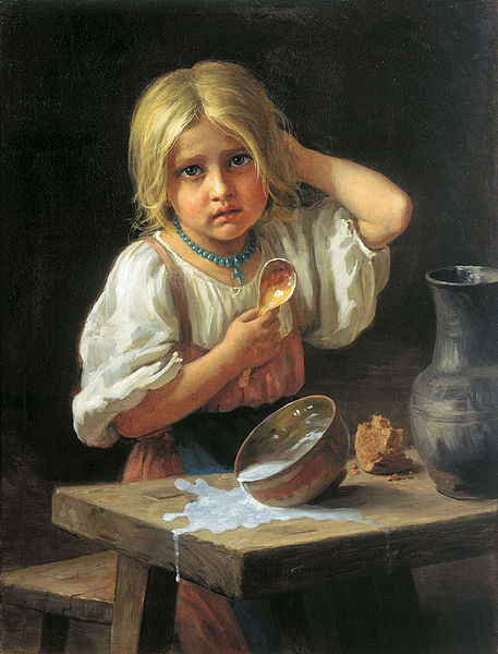 File:Hariton Platonov Krestyanskaya Devochka 1876.jpg