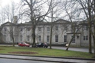 Harlaw Academy Secondary school in Aberdeen, Scotland