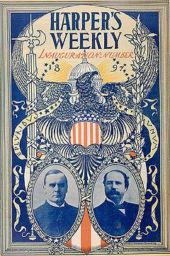 Harper's Weekly Inauguration Number 1897