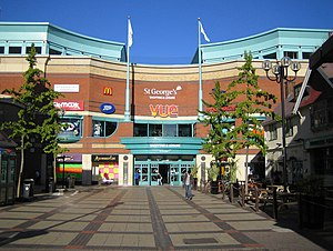 Harrow, London - St George's shopping and leisure centre