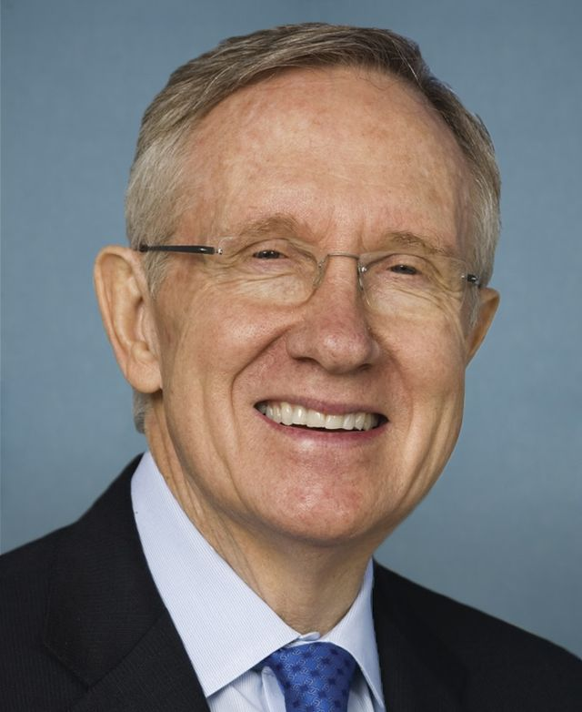 Harry Reid 113th Congress 2013
