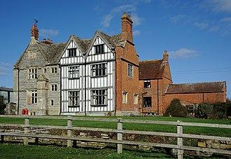 Hasfield - Image: Hasfield Great House