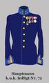 Hauptmann im k.u.k. InfRgt 72.png