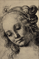 Head of a Woman with Elaborate... - Andrea del Verrocchio.png