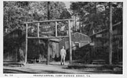 Headquarters, Camp Patrick Henry, VA