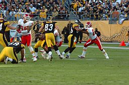 Heath Miller blocking 2006