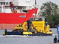 Hebo-Cat 9 - ENI 02334232 Oil Spill Response Team on the Noord river, pic1.JPG