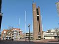 Heiden, moderne kerk op centraal plein foto6 2012-03-28 15.26.jpg