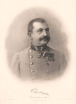 Heinrich von Pitreich GTÖ 1905 A. Huber.png