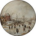 Hendrick Avercamp - Frozen River with Skaters - Google Art Project.jpg