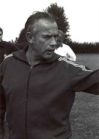 Borussia Mönchengladbach - Hennes Weisweiler, 1970