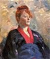Henri de Toulouse-Lautrec - Madame Lili Grenier..jpg
