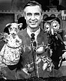 Henrietta Pussycat, Fred Rogers, and X the Owl (cropped).jpg