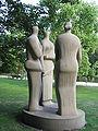 Henry Moore-Three standing figures-Battersea Park.jpg