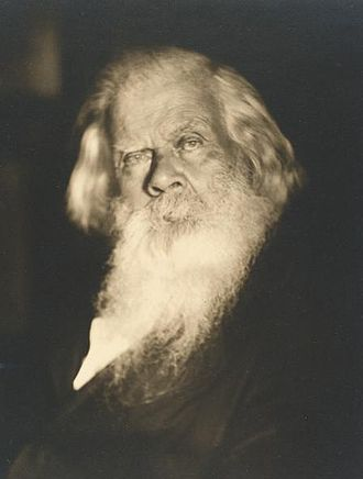 Henry Parkes - Henry Parkes by Henry Walter Barnett