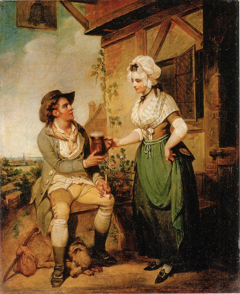 Henry Singleton The Ale-House Door c. 1790.jpg