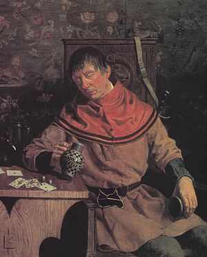 Bardolph (Shakespeare character) - Bardolph as imagined by Henry Stacy Marks