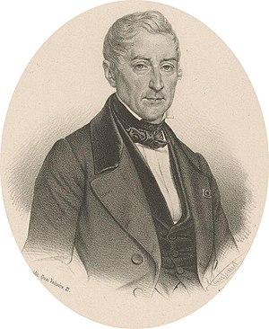 Louis-Étienne Héricart de Thury - Louis-Étienne Héricart de Thury.
