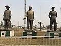Hero's Square Owerri Statues.jpg