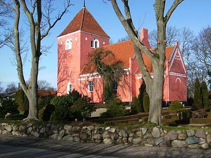Sådan kommer du til Herritslev Kirke med offentlig transport – Om stedet