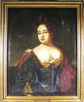 Countess Sophie Henriette of Waldeck - Image: Herzogin Sophia Henriette von Sachsen Hildburghausen