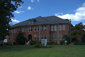 Highland School (Hickory, North Carolina) - Highland School, September 2012