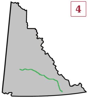 Robert Campbell Highway highway in Yukon Territory