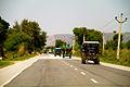 Highways in Rural Rajasthan Road network India March 2015.jpg