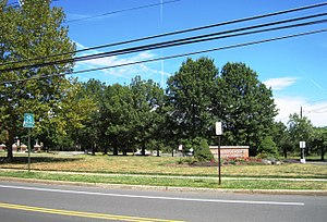 Hillsborough Township, New Jersey - Township municipal complex