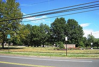 Hillsborough Township, New Jersey - Township municipal complex