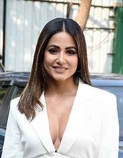 Hina Khan Indian actress