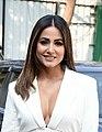 Hina Khan snapped at Malad.jpg