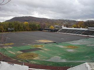 Hinchliffe Stadium United States historic place