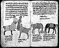 Hindi Manuscript 191, fols 89 verso 90 recto Wellcome L0024282.jpg